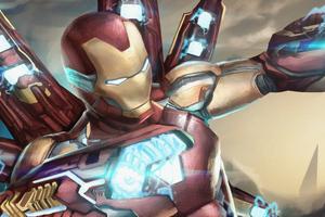 Iron Man Canon Blaster