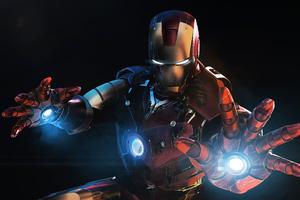 Iron Man Cgi 4k Wallpaper
