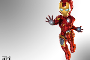 Iron Man Character Design
