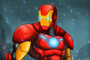 Iron Man Digital Arts
