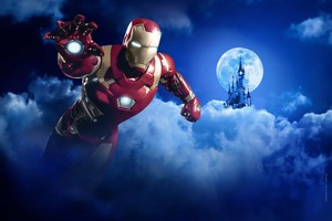 Iron Man Disneyland Paris Marvel Summer Of Superheroes