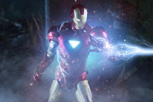 Iron Man Electrolyte 8k Wallpaper