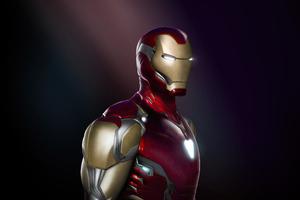 Iron Man End Game 4k