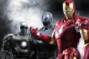 Iron Man Evolution