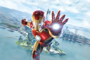 Iron Man Experience 8k Wallpaper