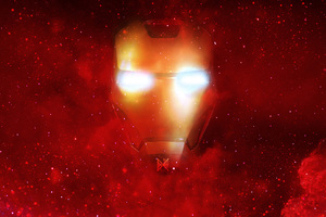 Iron Man Fan Artwork HD