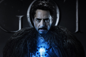 Iron Man Game Of Thrones Wallpaper