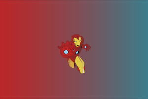 Iron Man HD Arts Wallpaper