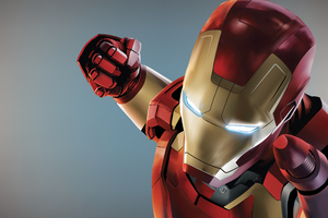 Iron Man HD Artwork