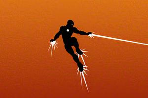 Iron Man Hdart