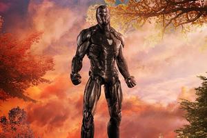 Iron Man Homage 4k Wallpaper