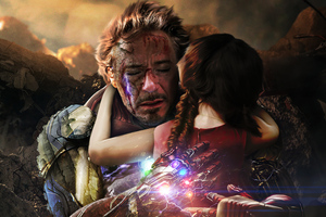 Iron Man I Love You 3000 Wallpaper