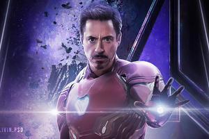 Iron Man I Loveyou 3000 Wallpaper
