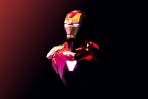 Iron Man Illustration 2020 Wallpaper