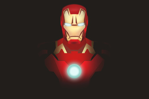 Iron Man Illustration