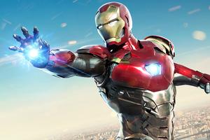 Iron Man In Spiderman Homecoming 4k Wallpaper