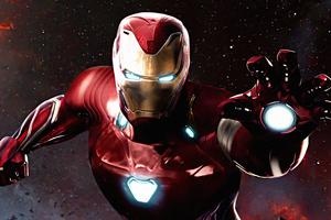 Iron Man InfinityWar 4k
