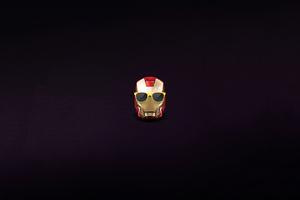Iron Man Little Mask