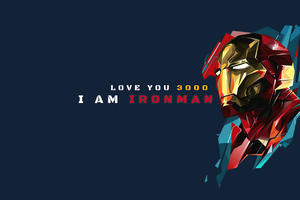 Iron Man Love You 3000