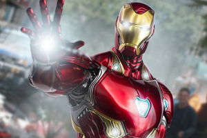 Iron Man Mark 4 4k