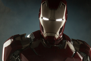 Iron Man Mark 43 Wallpaper
