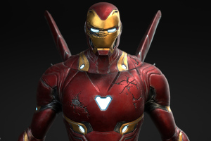 Iron Man Mark 50 5k Wallpaper