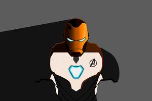 Iron Man Mark 50 Avengers Endgame Wallpaper