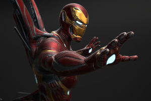 Iron Man Mark 50 Wallpaper