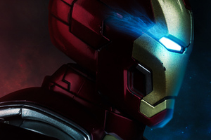 Iron Man Mark Suit Wallpaper