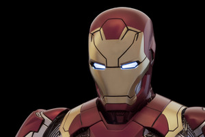 Iron Man Mark VI 4k
