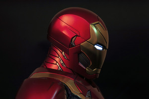 Iron Man Mark XLVI Wallpaper