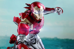 Iron Man Mark Xlvii 8k Wallpaper