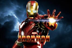 Iron Man Marvel 5k Wallpaper