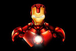 Iron Man Marvel Fan Art 4k