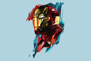 Iron Man Marvel Heroes Art