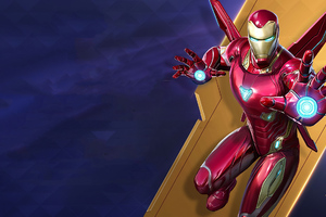 Iron Man Marvel Super War Wallpaper
