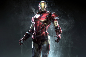 Iron Man Marvel Superhero Wallpaper