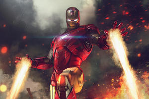 Iron Man Marvel War Of Heroes