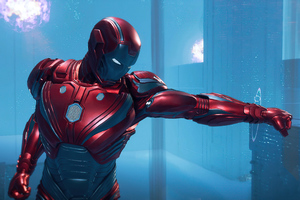 Iron Man Marvels Avengers 2020 Wallpaper