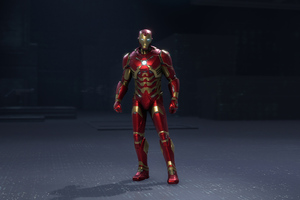 Iron Man Marvels Avengers 4k Wallpaper