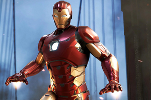 Iron Man Marvels Avengers Wallpaper
