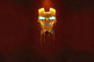 Iron Man Mask