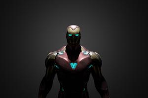 Iron Man Mcu Wallpaper