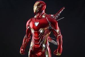 Iron Man Mechanical Suit 4k Wallpaper