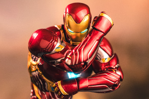 Iron Man New Wallpaper