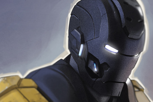 Iron Man New Armor 45 Wallpaper