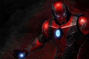 Iron Man New Art