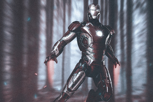 Iron Man New Artworks