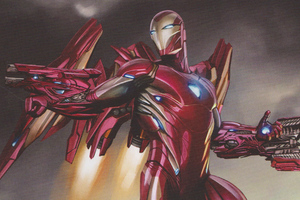 Iron Man New Concept Art