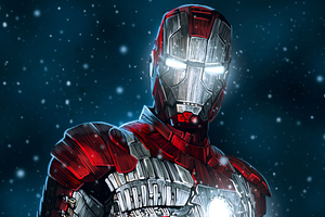 Iron Man New Digital Art